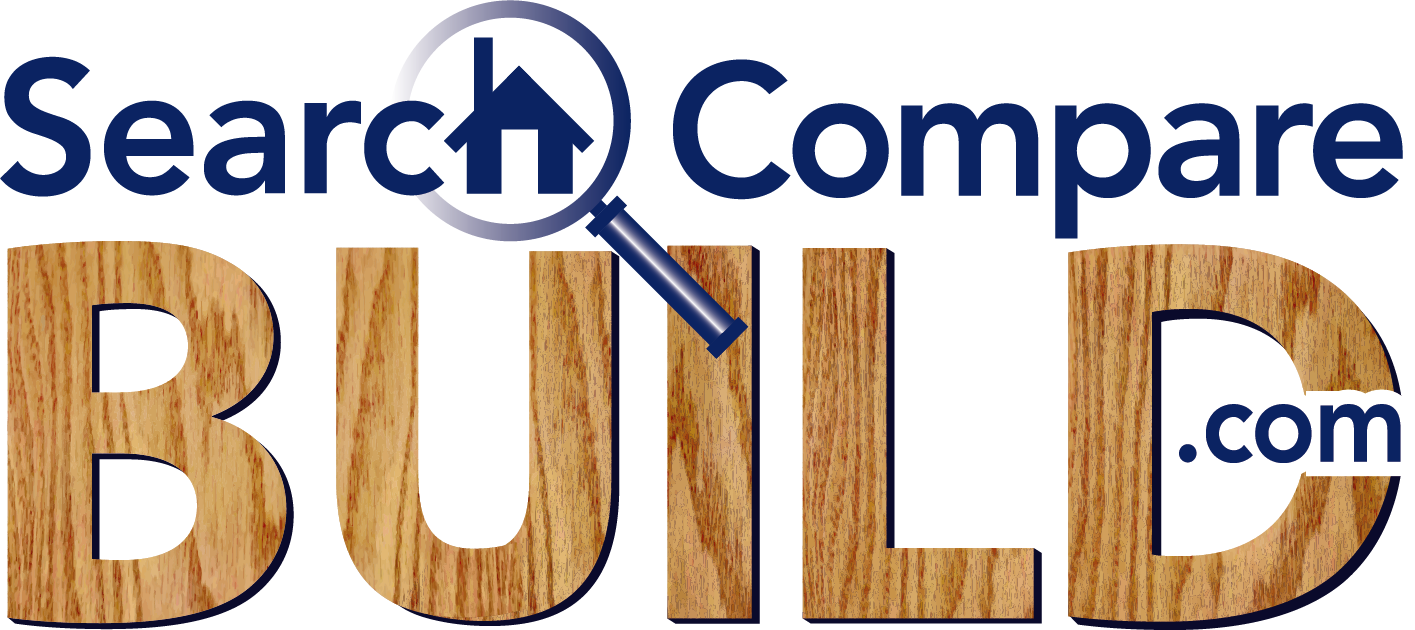 Search, Compare, and Build Your New Home! Logo